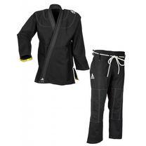 Кимоно для занятий джиу-джитсу Adidas Challenge (JJ350_2_0_P\BL, черное)